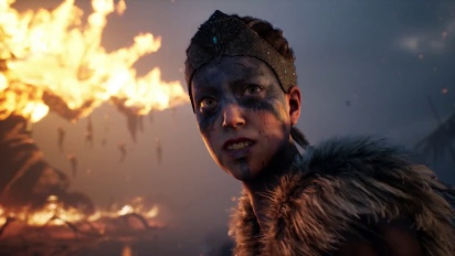 Hellblade - Development Diary: Making a Virtual Human