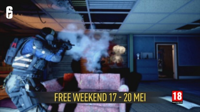 Rainbow Six: Siege – Gratis Weekend 17 tot 20 mei