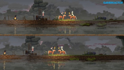 Kingdom: Two Crowns - Gameplay Demo & Interview