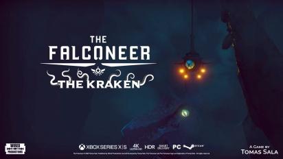 The Falconeer - 'The Kraken' Update Teaser