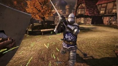 Chivalry: Medieval Warfare - Combat Tutorial #1: Basics
