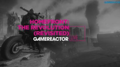 Homefront: The Revolution - Livestream Replay