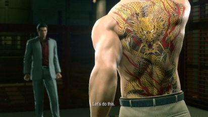 Yakuza Kiwami 2 - Announcement Trailer
