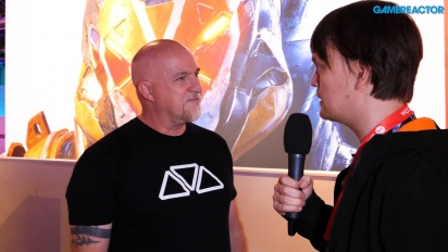 Anthem - Jon Warner Interview