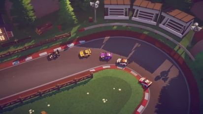 Circuit Superstars - E3 Announcement