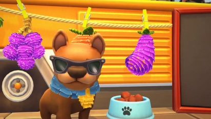 Overcooked 2 - Sun's Out Buns Out Trailer (DLC)