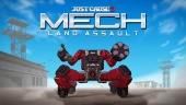 Just Cause 3 - Mech Land Assault trailer