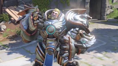 Overwatch - New Cosmetics Blizzard World Update Trailer