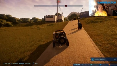 Jurassic World Evolution - Livestream Replay