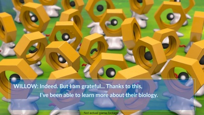 Pokemon Go - Introducing Melmetal!