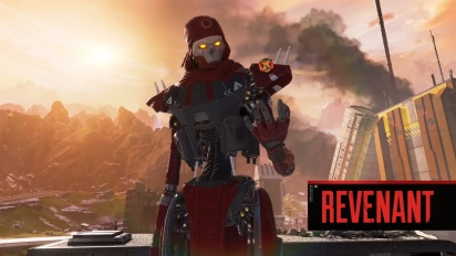 Meet Revenant - Apex Legends Character Trailer