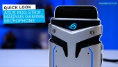 ASUS ROG Strix Magnus Gaming Microphone - Quicklook