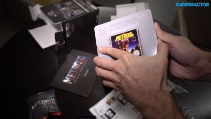 Metroid: Samus Returns - Legacy Edition - Gamereactor Unboxing