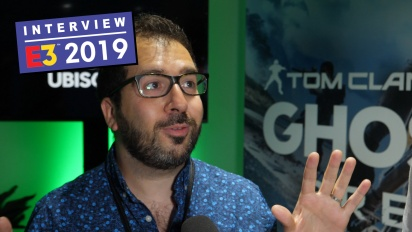 Ghost Recon: Breakpoint - Eric Couzian Interview