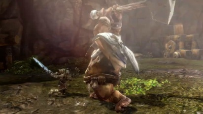 Kingdoms of Amalur: Re-Reckoning - Might Trailer