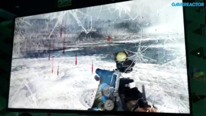 E3 2014: Metro: Last Light Redux - Gameplay