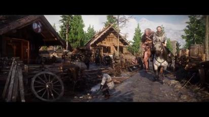 Crimson Desert - Official Reveal Trailer