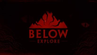 Below - PlayStation 4 Announce & EXPLORE Mode Trailer