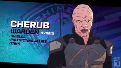 XCOM: Chimera Squad - Agent Profiles: Cherub