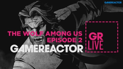 The Wolf Among Us: Episode 2 - Livestream Replay