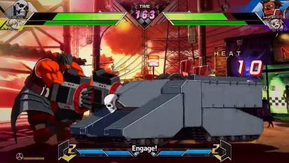 BlazBlue: Cross Tag Battle - 2.0 Announcement Trailer