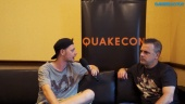 QuakeCon - Pete Hines Interview