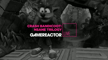 Crash Bandicoot: Nsane Trilogy PC - Livestream Replay