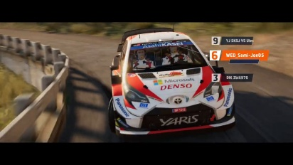 WRC 9 - Launch Trailer