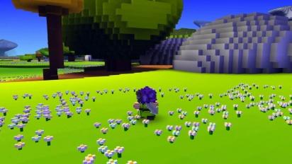Cube World - Tech Demo Trailer