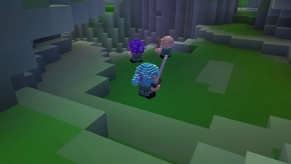 Cube World - New 3D Sprites Trailer