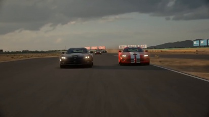 Gran Turismo Sport - September Update Trailer