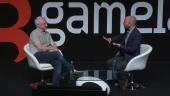 Jordan Mechner - The challenges and rewards of different media Gamelab Panel