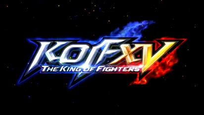 The King of Fighters XV - Official Trailer