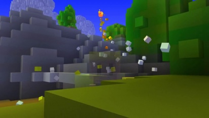 Cube World - Having Fun in Multiplayer