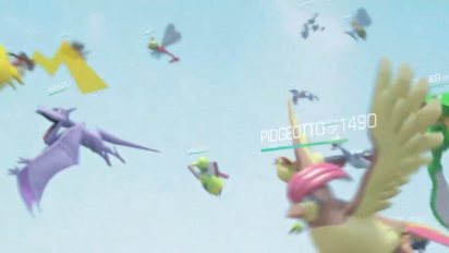 Pokémon Go - Llegan los Pokémon Legendarios