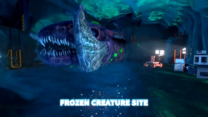 Subnautica: Below Zero Ice Worm Update