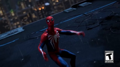 Spider-Man - Action Sequence Breakdown