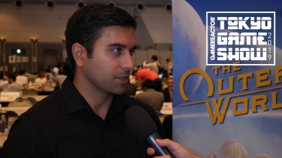 The Outer Worlds - Matthew Singh TGS Interview