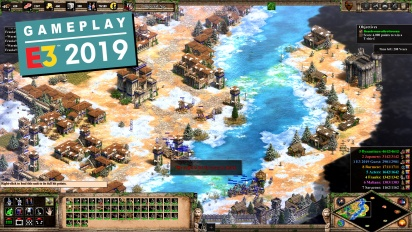 Age of Empires II: Definitive Edition - E3 Gameplay