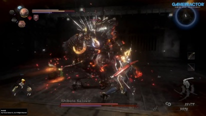 Nioh 2 - Video Preview