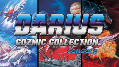 Darius Cozmic Collection Console
