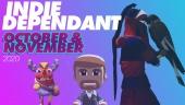 Indie Dependent - October - November