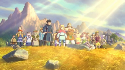 Ni No Kuni II: Revenant Kingdom - The Light May Yet Return