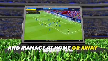 Football Manager Touch 2018   FMT18 - Launch Trailer