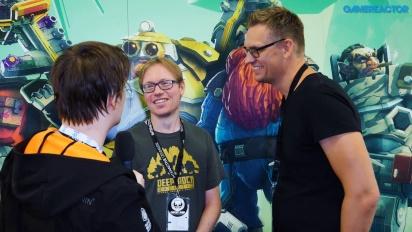 Deep Rock Galactic - Søren Lundgaard & Mikkel Martin Pedersen Interview