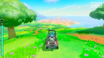 Nintendo Labo -Toy-Con 03: Voertuigenpakket Trailer