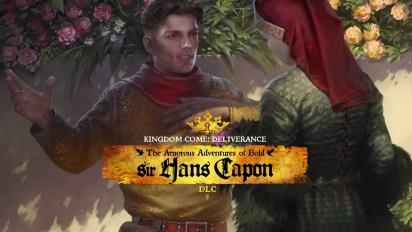 Kingdom Come: Deliverance - Amorous Adventures Trailer