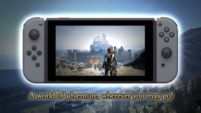 Dragon's Dogma: Dark Arisen - Nintendo Switch Announcement Trailer