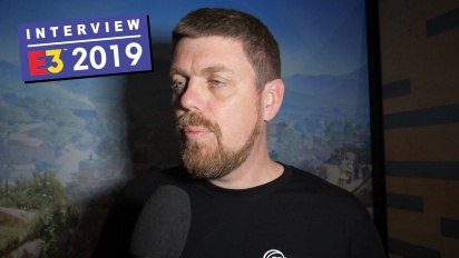 Planet Zoo - Piers Jackson Interview