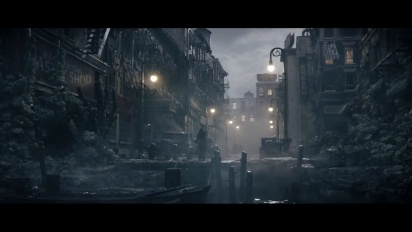 The Sinking City - Nintendo Switch Announce